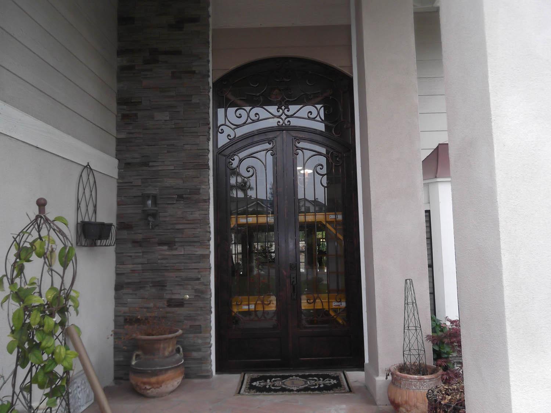 3216 #4D5C33 Main Entry Doors Jimenez Iron Works Fullerton California wallpaper Main Entry Doors 40054288
