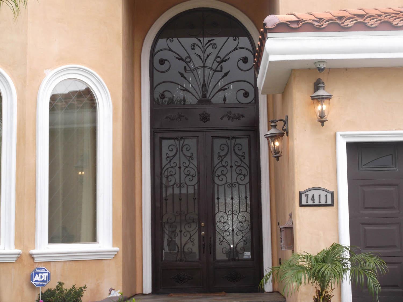 3216 #966235 Main Entry Doors Jimenez Iron Works Fullerton California wallpaper Main Entry Doors 40054288