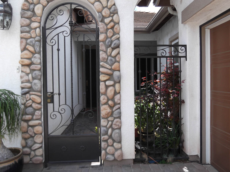 3216 #5C443B Main Entry Doors Jimenez Iron Works Fullerton California wallpaper Main Entry Doors 40054288